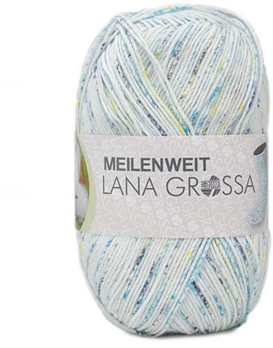 Lana Grossa Meilenweit 100 Solo Cotone Spray 3656