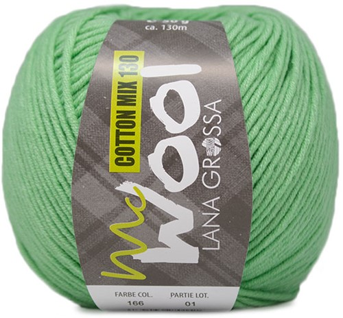 Lana Grossa Cotton Mix 130 166