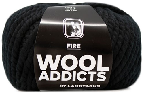Lang Yarns Wooladdicts Fire 004