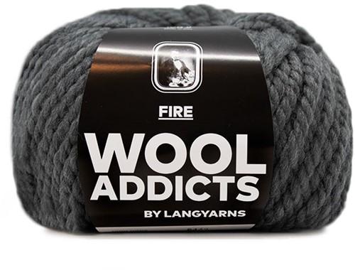 Lang Yarns Wooladdicts Fire 005