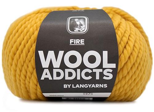 Lang Yarns Wooladdicts Fire 011
