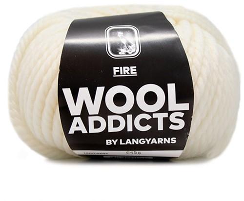 Lang Yarns Wooladdicts Fire 094