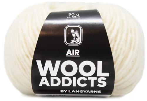 Lang Yarns Wooladdicts Air 094