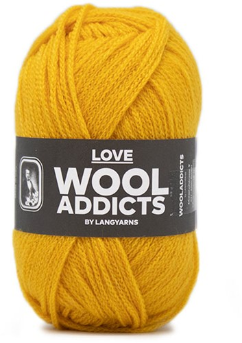 Lang Yarns Wooladdicts Love 011