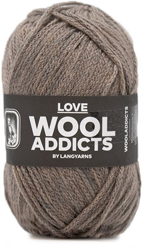 Lang Yarns Wooladdicts Love 026 Beige