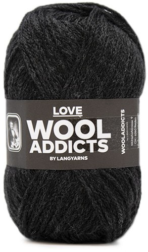 Lang Yarns Wooladdicts Love 070