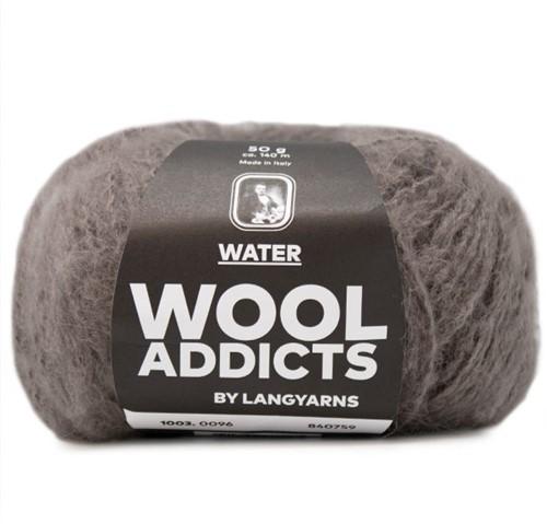 Lang Yarns Wooladdicts Water 096 Stone