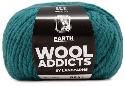 Lang Yarns Wooladdicts Earth 074