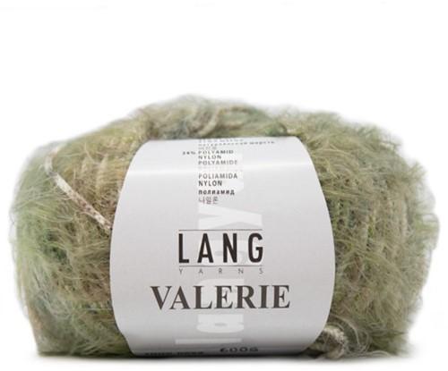 Lang Yarns Valerie 098 Olive/Brown