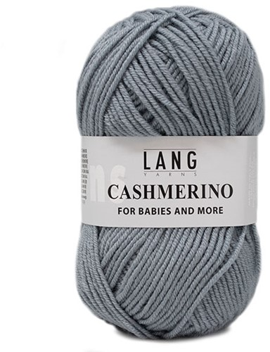 Lang Yarns Cashmerino For Babies and More 033 Light Jeans