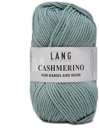 Lang Yarns Cashmerino For Babies and More 073 Aqua