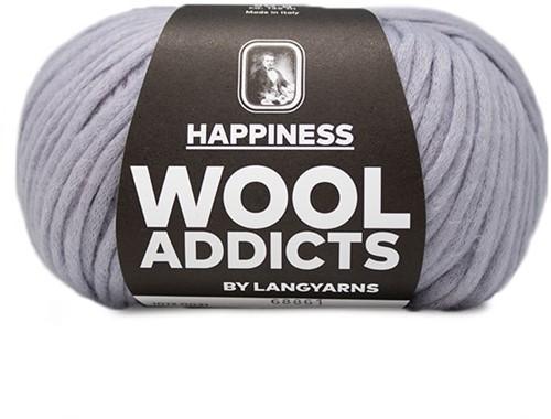 NEW - Lang Yarns Wooladdicts Happiness 021 Light Blue