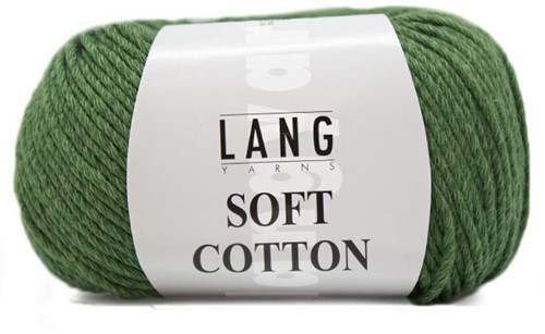 Lang Yarns Soft Cotton 018 Green