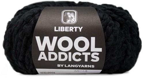Lang Yarns Liberty 004 Black