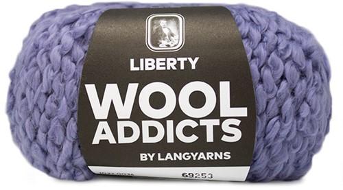 Lang Yarns Wooladdicts Liberty 034 Jeans