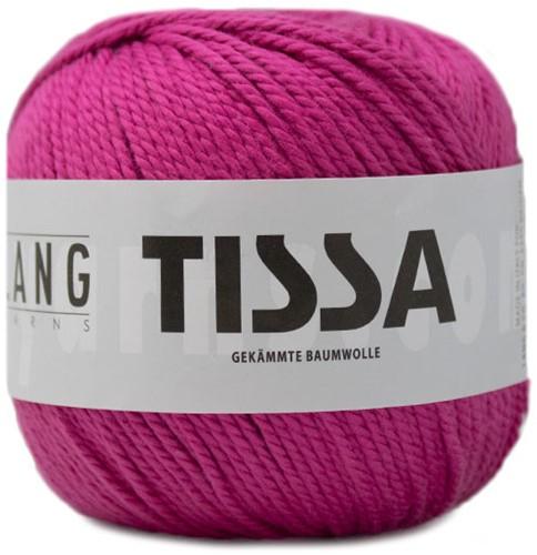 Lang Yarns Tissa 066 Cyclaam