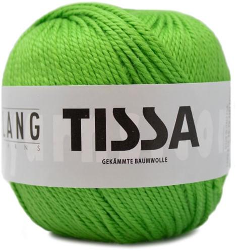 Lang Yarns Tissa 092 Grass Green