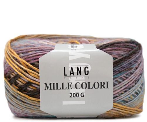 Lang Yarns Mille Colori 200 Gr. 109