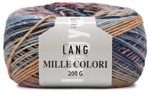 Lang Yarns Mille Colori 200 Gr. 6