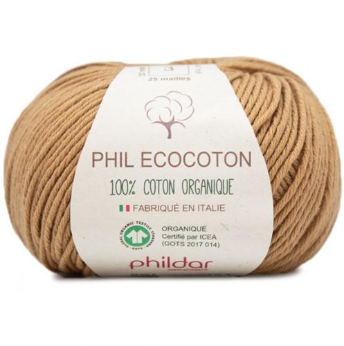 Phildar Phil Ecocoton 1192 Seigle