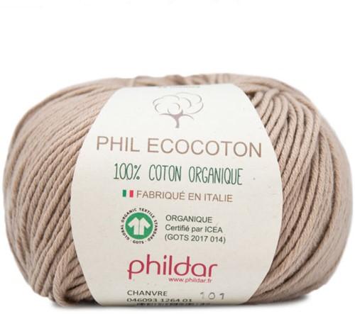 Phildar Phil Ecocoton 1264 Chanvre