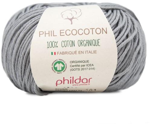Phildar Phil Ecocoton 1447 Ecume