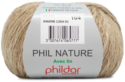 Phildar Phil Nature 1264 Sauge