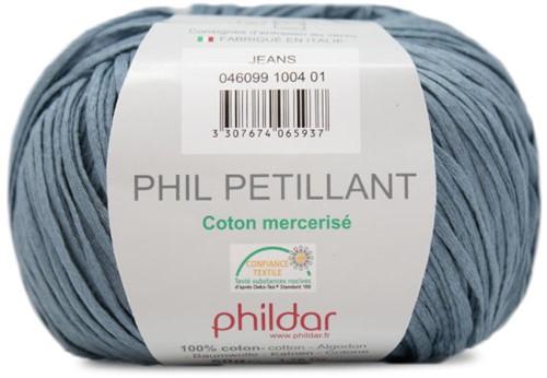 Phildar Phil Petillant 1004 Jeans