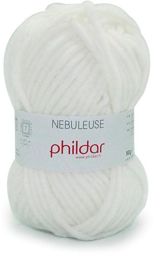Phildar Nebuleuse 1397 Ecru