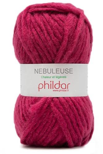 Phildar Nebuleuse 2149 Framboise