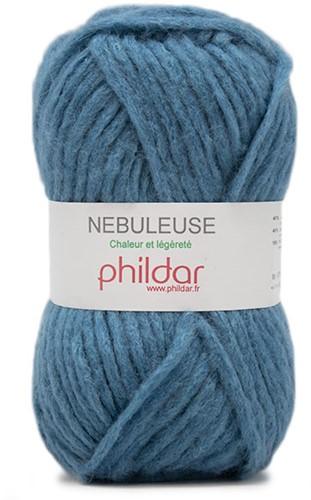 Phildar Nebuleuse 2446 Navy