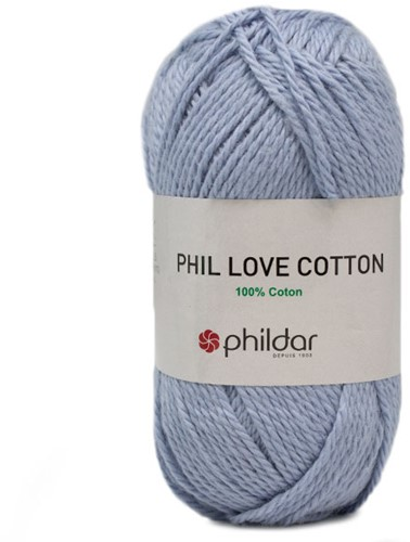 Phildar Phil Love Cotton 1004 Jeans