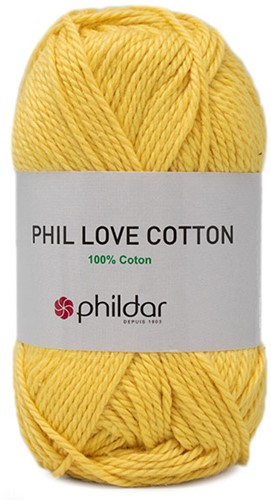 Phildar Phil Love Cotton 1019 Soleil