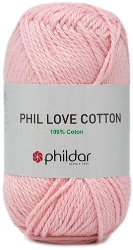 Phildar Phil Love Cotton 1149 Eglantine