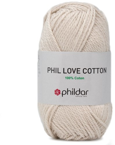 Phildar Phil Love Cotton 1264 Lin