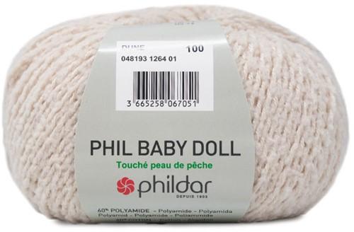 Phildar Phil Baby Doll 1264 Dune