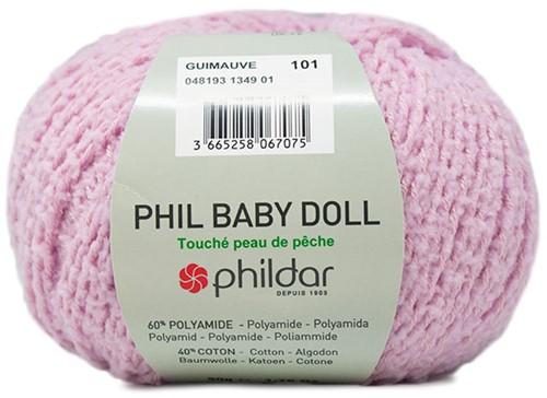 Phildar Phil Baby Doll 1349 Guimauve