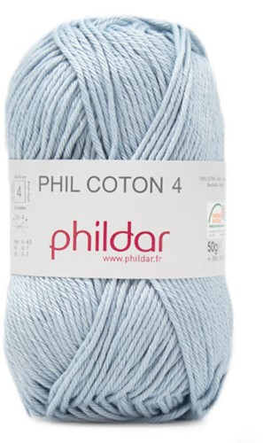 Phildar Phil Coton 4 0019 Ecume