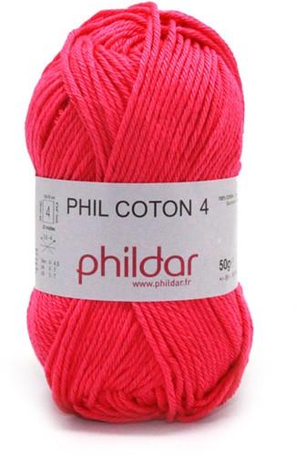 Phildar Phil Coton 4 1044 Oeillet