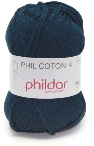 Phildar Phil Coton 4 1079 Naval