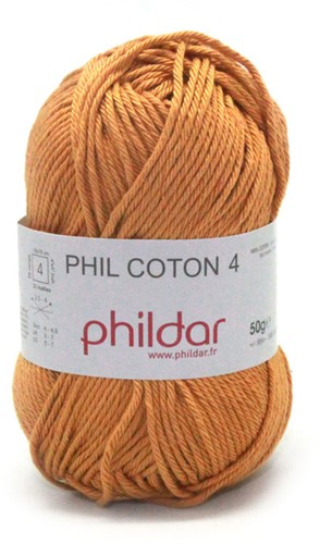 Phildar Phil Coton 4 1386 Gold