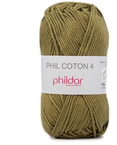 Phildar Phil Coton 4 7701 Army