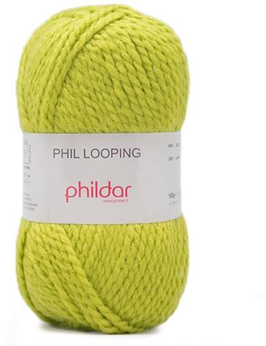 Phildar Phil Looping 1435 Bamboo