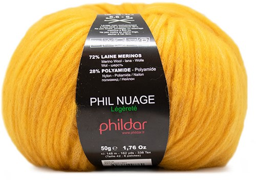 Phildar Phil Nuage 2019 Gold
