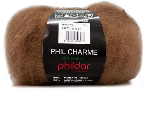Phildar Phil Charme 2333 Havane