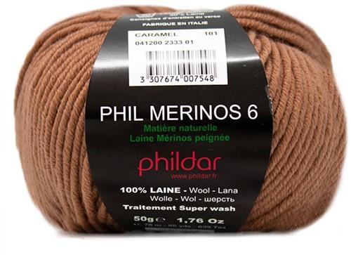 Phildar Phil Merinos 6 2333 Caramel