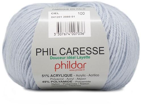 Phildar Phil Caresse 2089 Ciel