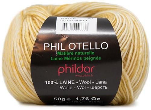 Phildar Phil Otello 2019 Pollen