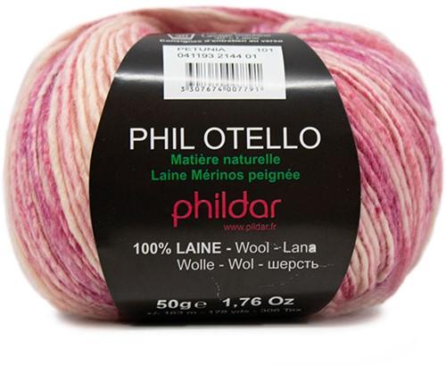 Phildar Phil Otello 2144 Petunia