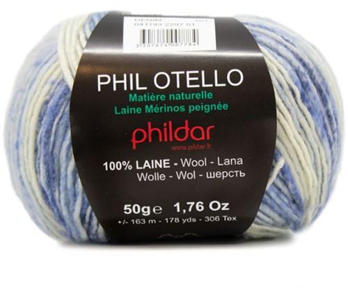 Phildar Phil Otello 2297 Denim